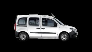 Teneriffa Mietwagen Mercedes Citan 5 Pax