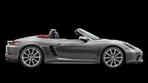 Mietwagen Porsche Boxster Automatik - Autovermietung Teneriffa - Car Rental Tenerife