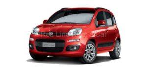 Mietwagen Fiat Panda. Autovermietung Red Line Rent a Car La Palma.