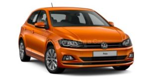 VW Polo - Special offer Car Rental red Line Rent a Car La Palma